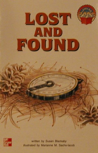 9780021852376: Lost and Found (Leveled Books)