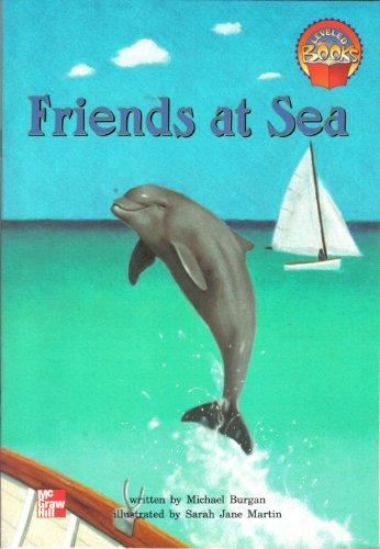 9780021852543: Friends At Sea (Leveled Books)