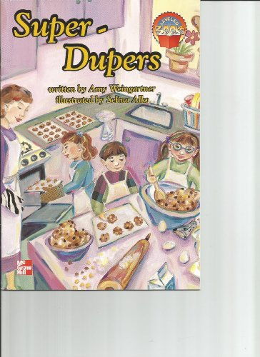 9780021852598: Super-dupers (McGraw-Hill reading : leveled books)