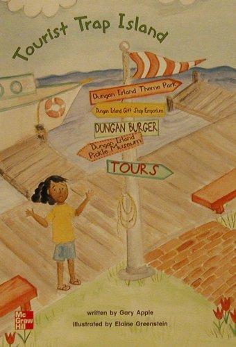 9780021852758: Tourist trap island (McGraw-Hill reading)