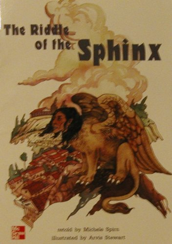 9780021852772: The Riddle of the Sphinx (Leveled Books)