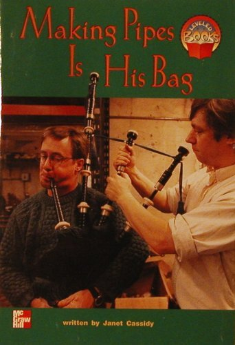 Making pipes in his bag: Cassidy, Janet