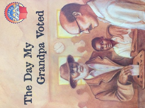 9780021852840: The day my grandpa voted (McGraw-Hill reading)