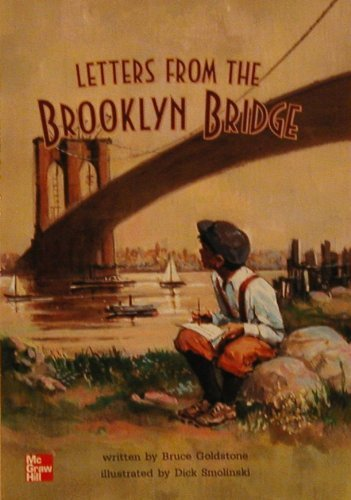9780021853045: Letters from the Brooklyn Bridge (Leveled Books [5])