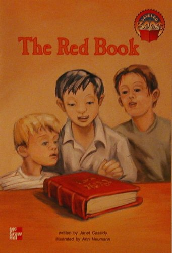 The Red Book (Leveled Books): Cassidy, Janet
