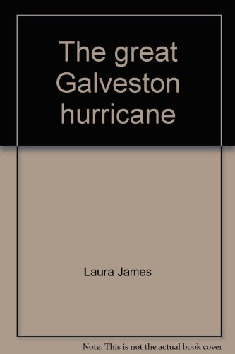 9780021853243: The great Galveston hurricane (Leveled books)