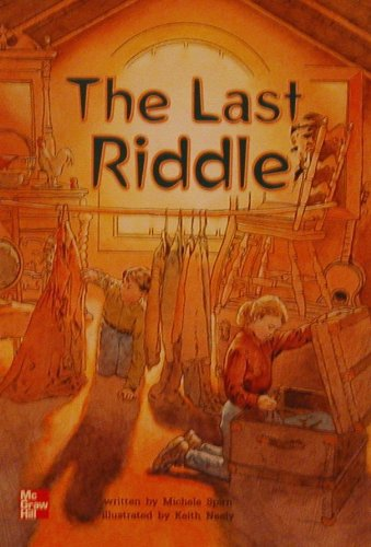 9780021853250: The Last Riddle