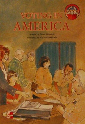9780021853328: Voting in America (McGraw-Hill : leveled books)