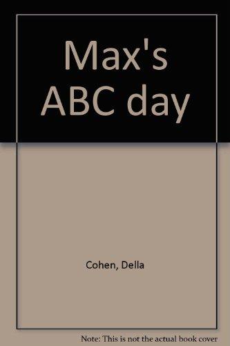 Max's ABC Day big book McGraw Hill: Cohen, Della