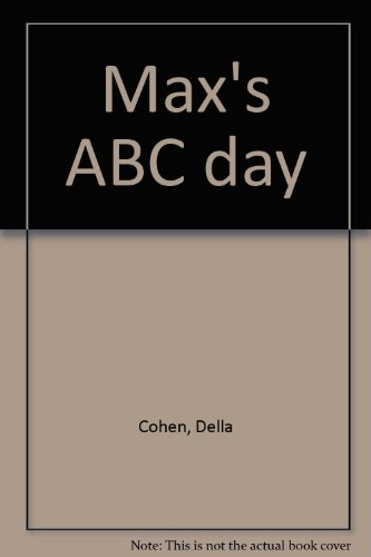 9780021854066: Max's ABC Day big book McGraw Hill Reading