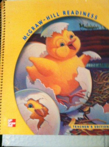 9780021854332: McGraw-Hill Readiness Teacher's Edition (McGraw-Hill Reading Grade 1)