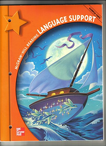 9780021854400: Language Support (McGraw-Hill Reading)