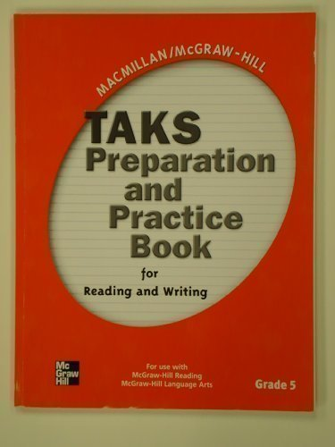 TAKS Preparation and Practice Book for Reading: Princeton Review