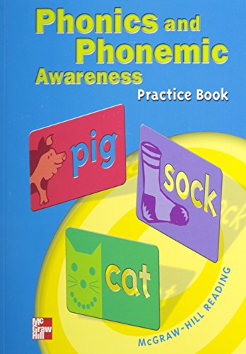 Phonics And Phonemic Awareness, Practice Book: Not Available (NA)