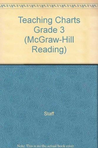 9780021855858: Teaching Charts Grade 3 (McGraw-Hill Reading)