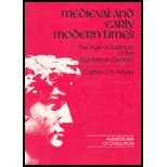 9780021855902: Medieval and Early Modern Times: The Age of Justinian to the Eighteenth Century (Mainstreams of Civilization Vol. 2)