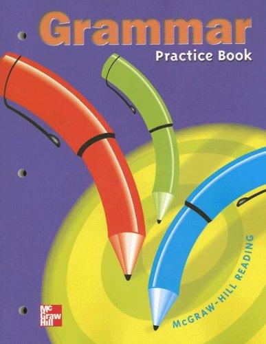 9780021856473: Grammar Practice grade 4