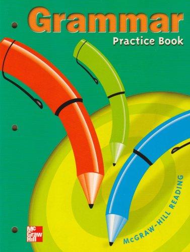 9780021856497: Grammar Practice Book 6