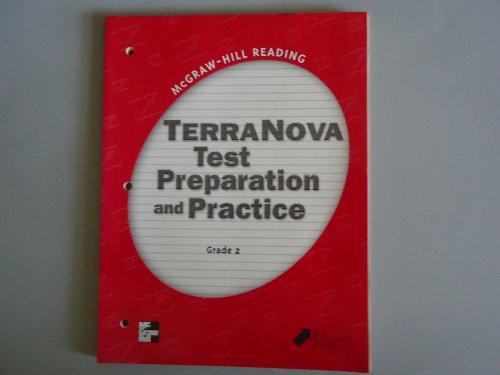 TerraNova Test Preparation and Practice Grade 2