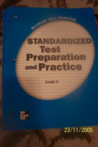 9780021857500: Standardized Test Preparation and Practice Grade K