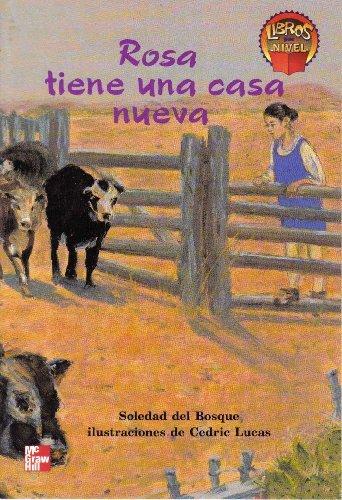 9780021861316: Rosa Tiene Una Casa Nueva (Libros por Nivel)