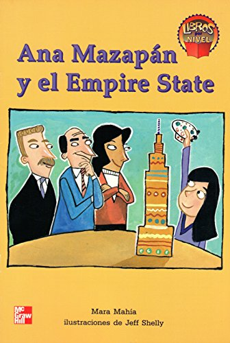 9780021861453: Ana Mazapan Y El Empire State