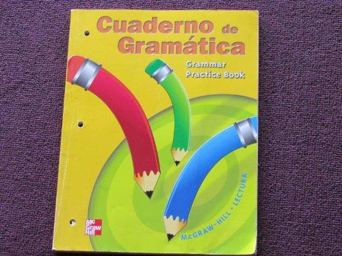 9780021864232: Cuaderno de Gramatica (Grammar Practice Book, Grado 1)