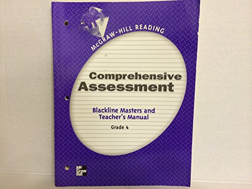 9780021874590: Comprehensive Assessment Grade 4 (McGraw-Hill Reading)
