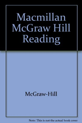9780021885688: Macmillan McGraw Hill Reading, Grade 3