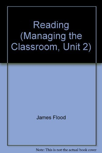 9780021886104: Reading (Managing the Classroom, Unit 2)