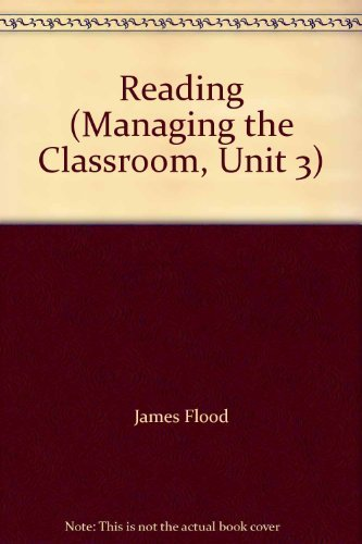 9780021886111: Reading (Managing the Classroom, Unit 3)