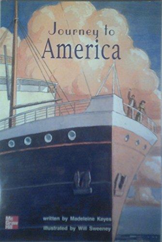 9780021886890: Journey to America (gr3bk1u1)