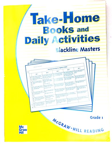 9780021891849: Take Home Activities Teachers Editions