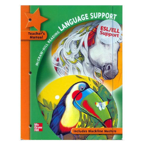 McGraw-Hill Reading Language Support Teacher's Manual Grade: Unknown