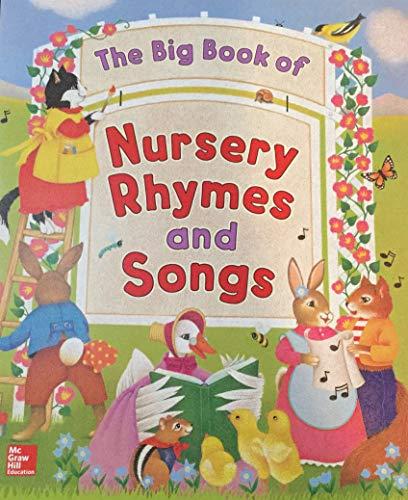 9780021901692: The Big Book Nursery Rhymes and Songs (Little Treasures)