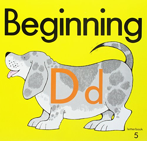 9780021908035: Beginning: Dd (Beginning to Read, Write and Listen, Letterbook 5)