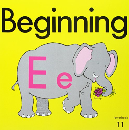 9780021908097: Beginning to Read, Write, and Listen, Letterbook 11 (E) (ELEMENTARY BEGIN READ, WRITE AND LISTEN)