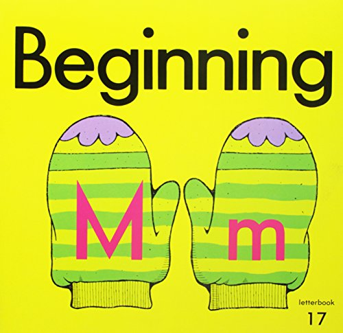9780021908165: Beginning: Mm (Beginning to Read, Write and Listen, Letterbook 17)