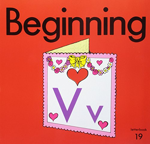 9780021908189: Beginning: Vv (Beginning to Read, Write and Listen, Letterbook 19)