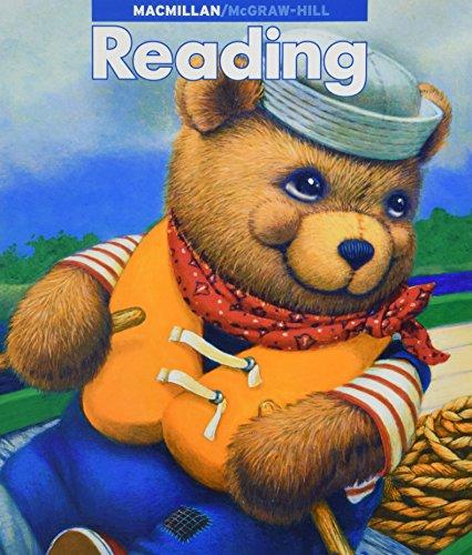 9780021911387: READING NATIONAL GRADE K PUPIL EDITION
