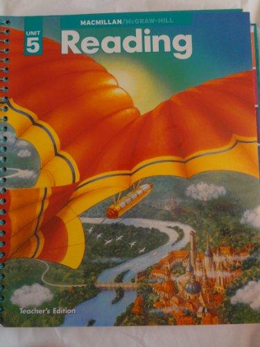 9780021916368: MacMillan/McGraw Hill Reading - Teacher's Edition (Unit 5)