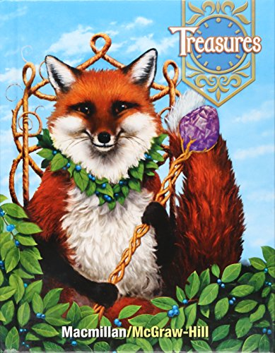 9780021920082: Treasures MacMillan McGraw-Hill reading, 3.1
