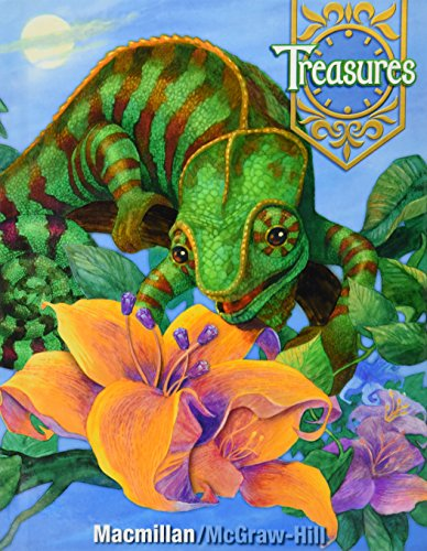 9780021920112: Treasures, a Reading/Language Arts Program, Level 4 Pupil Edition 2007 publication