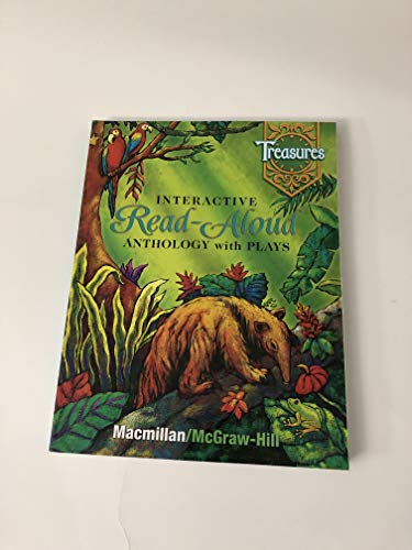 9780021920259: Treasures Interactive Read-Aloud Anthology With Plays Grade 2