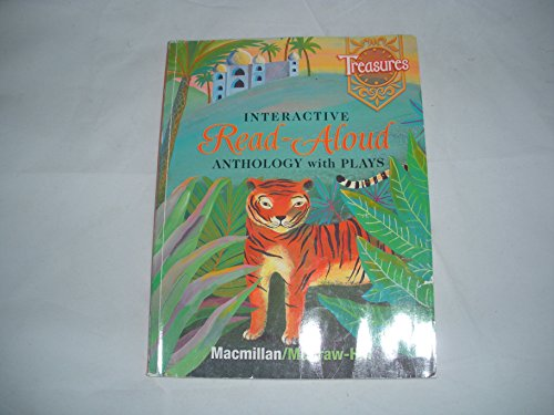 9780021920266: Treasures, Grade 3 - Interactive Read-Aloud Anthology with Plays