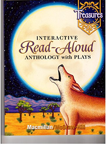 9780021920280: Treasures: Interactive Read-Aloud Anthology with Plays, Grade 5