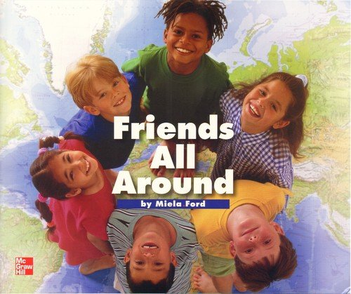 9780021920860: Friends All Around [Big Book]