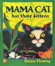 9780021920921: Mama Cat has three kittens [Big Book]