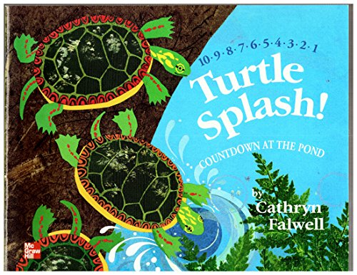 9780021921782: Turtle Splash! Countdown At the Pond
