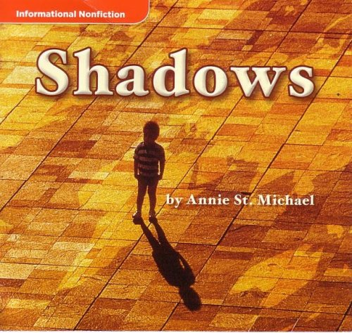 9780021923465: Shadows: McGraw-Hill Leveled Reader Library (Science,Informational Nonfiction: Me and My Shadow, GR D, Benchmark 6 Lexile 100)
